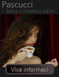 italská káva Pascucci