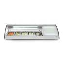 Nadpultové salátové chladiče
