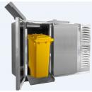 Odpadní nádoby a chladiče na odpad