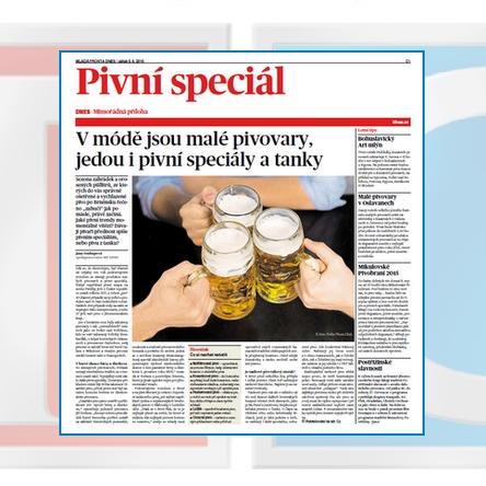 Pivní speciál