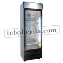 LG-350X - prosklená lednice