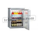 Liebherr FKUv 1663 | Lednice se skleněnými dveřmi INOX
