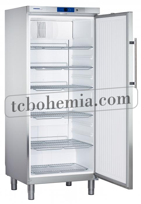 Liebherr GKv 5790   Nerezová lednice