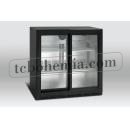 SC 209 SL - Barová chladnička se dvěma skleněnými dveřmi