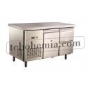 GNTC700 L1 D2 - Chlazený pracovní stůl s 1 dveřmi a 2 zásuvkami