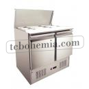 GNTC-S900 - Salad cooler with opening top