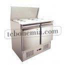 GNTC-S900 | Salátový chladič se sklápěcím víkem
