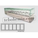 VRX395/1500 | Salátový chladič (6x GN 1/3)