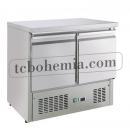 GNTC-S901 - Chlazený pracovní stůl