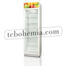 CD40 DM - Lednice s prosklenými dveřmi