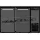 TC BBCL2-32   Barová lednice s dveřmi a zásuvkami