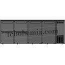 TC BBCL4-5522   Barová lednice s dveřmi a zásuvkami