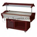 SB-CP 155 - Salátový bar s chladicí deskou
