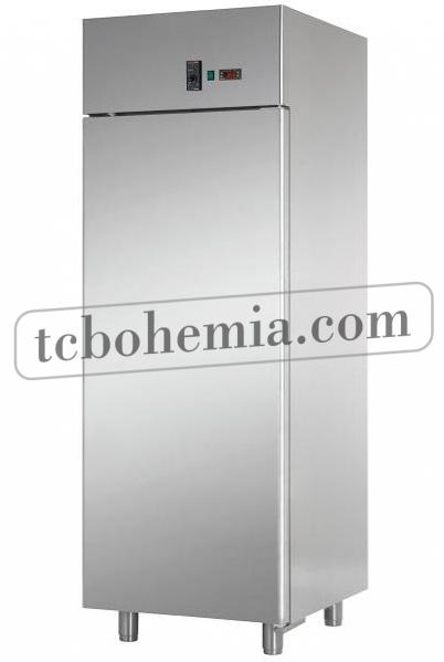 AF07EKOMTNPS | Nerezová cukrárenská lednice