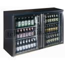 TC-BB-GDRI INOX - Barová chladnička se sklenými dveřmi