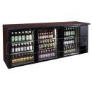 TC-BB-3GD - Barová chladnička se trěmi skleněnými dveřmi