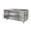 GNTC700 D6 - Chlazený pracovní stůl