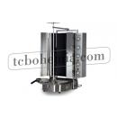 PDG 500 - Plynový gril na gyros ROBAX sklený
