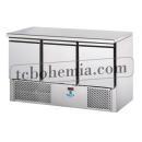 SL03NX | Chlazený pracovní stůl GN 1/1