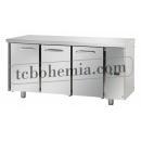 TF03EKOSG - Chlazený pracovní stůl GN 1/1 s externím agregátem