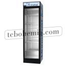 Linnafrost R7 - Lednice s prosklenými dveřmi