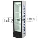 Linnafrost R1N - Lednice s prosklenými dveřmi