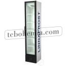 Linnafrost R2N - Lednice s prosklenými dveřmi