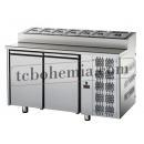 TF02MIDGNSK | Chlazený pracovní stůl GN 1/1 se salátovým chladičem