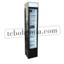 SC 105B -Lednice s prosklenými dveřmi