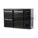 TC BBCL2-52   Barová lednice s dveřmi a zásuvkami