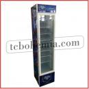 SC-145B-M - Lednice s prosklenými dveřmi