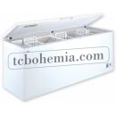 UDD 600 BK - Chest freezer with solid top door