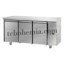 TF03MIDSG - Třídveřový chlazený pracovní stůl GN 1/1