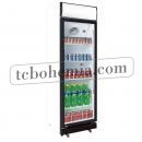 LG-360X - Prosklená lednice