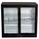 LG-198S LED   Barová chladnička se dvěma skleněnými dveřmi