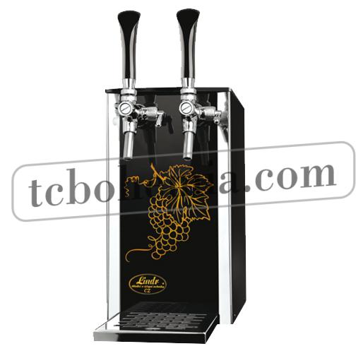 PYGMY 25/K Exclusive 2 kohouty | Výčepní zařízení na víno