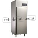 GNC740L1 | Solid door INOX cooler