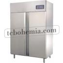 GNF1400L2 - Nerezová mrazicí skříň