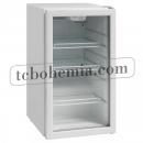 DKS 122 E | Lednice s prosklenými dveřmi