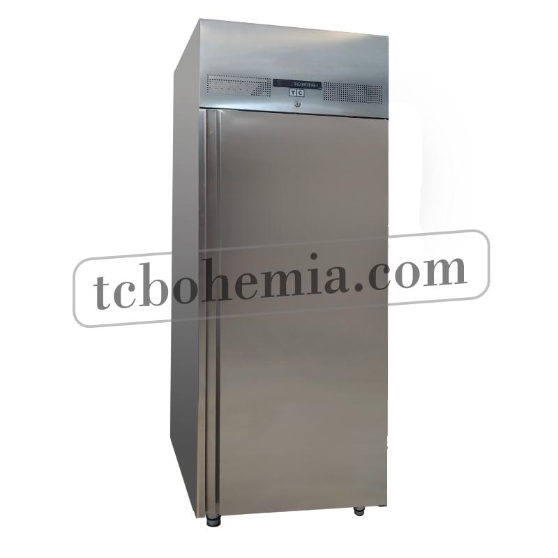 TC 600SD INOX | Nerezová lednice