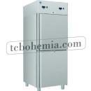 COMBI CC700 INOX - Lednice s dvojitým chladícím prostorem
