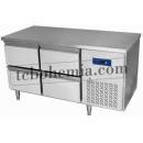 EPF3422-4 - Chlazený pracovní stůl