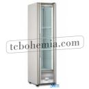 RC300 - Slim lednice s prosklenými dveřmi