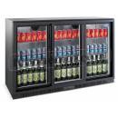 LG-330S LED - Barová chladnička se třemi dveřmi