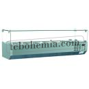 NSCH -2 INOX - Chladící vitrína na saláty