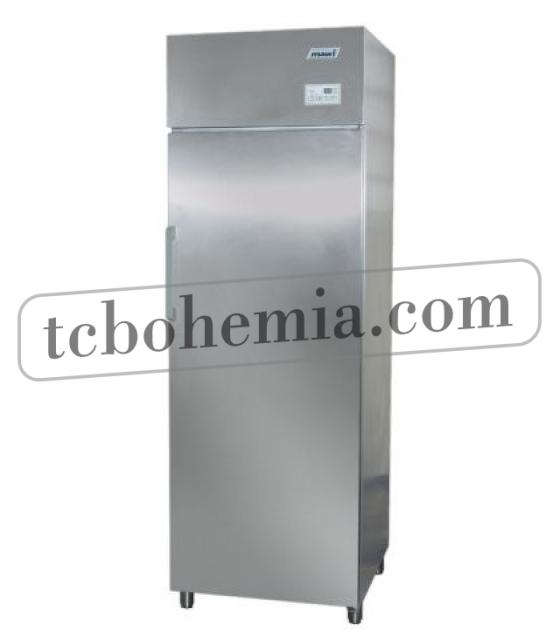 CC GASTRO 700 (SCH 700) INOX   Nerezová lednice s plnými dveřmi