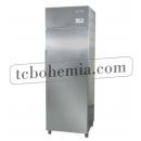 CC GASTRO 700 (SCH 700) INOX | Nerezová lednice s plnými dveřmi