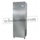SMR 700 GN INOX - Mraznička s plnými dveřmi