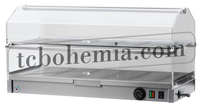 VEC-820 - Vyhřívaná vitrína