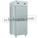 COMBI CF700 INOX - Lednice s mrazničkou